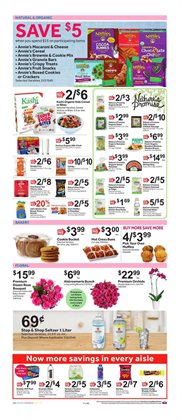 Flower deals in the Stop&Shop weekly ad in New York
