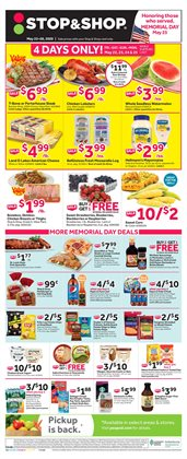 Grocery & Drug offers in the Stop&Shop catalogue in North Dartmouth MA ( Expires today )