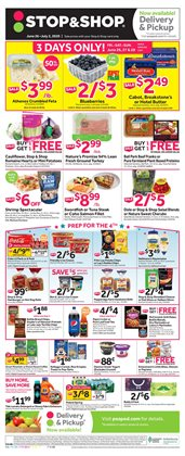 Stop&Shop catalogue in New York ( Expires today )