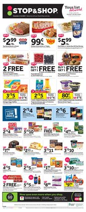 Stop&Shop catalogue ( Published today )