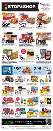 Grocery & Drug offers in the Stop&Shop catalogue in Newark NJ ( Expires today )