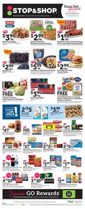Grocery & Drug offers in the Stop&Shop catalogue in Brockton MA ( 2 days left )