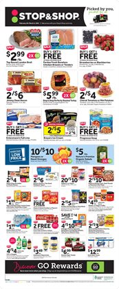Grocery & Drug offers in the Stop&Shop catalogue ( Expires tomorrow )
