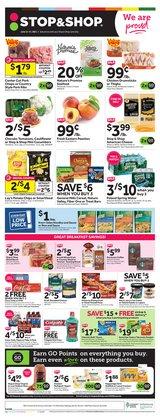 Grocery & Drug deals in the Stop&Shop catalog ( 3 days left)