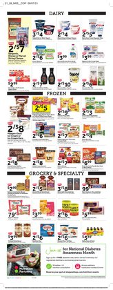 Häagen-Dazs deals in the Stop&Shop catalog ( Published today)