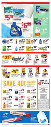 Fabric softener deals in the Stop&Shop weekly ad in New York