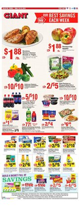Giant Food deals in the Perkasie PA weekly ad