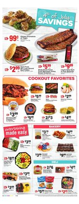 Walker deals in the Giant Food weekly ad in Lebanon PA