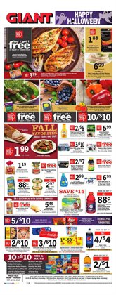 Giant Food deals in the Harrisburg PA weekly ad