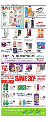 Huggies deals in the Giant Food weekly ad in Lancaster PA