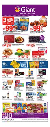 Giant Food deals in the Lancaster PA weekly ad