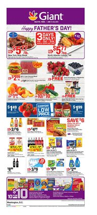 Grocery & Drug deals in the Giant Food weekly ad in Charlottesville VA