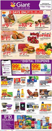 Grocery & Drug offers in the Giant Food catalogue in Sterling VA ( 2 days left )