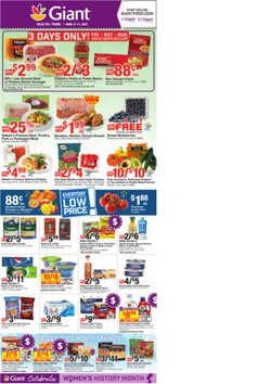 Giant Food catalogue ( 2 days left )