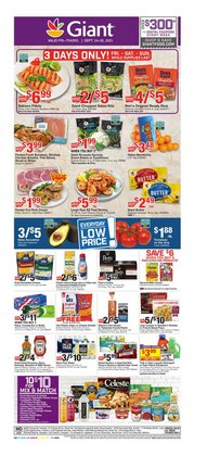 Giant Food deals in the Giant Food catalog ( 2 days left)