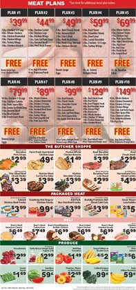 Bed deals in the Fine Fare weekly ad in New York