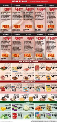 Balls deals in the Fine Fare weekly ad in New York