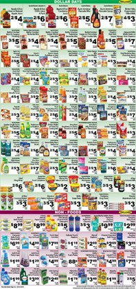 Animals deals in the Fine Fare weekly ad in New York