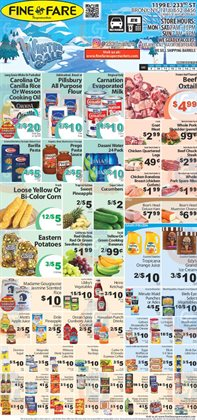 Barilla deals in the Fine Fare weekly ad in Flushing NY