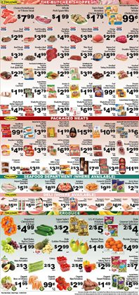 Popcorn deals in the Fine Fare weekly ad in New York