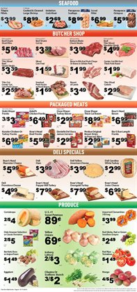 Flooring deals in the Fine Fare weekly ad in New York