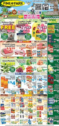 Fine Fare catalogue ( Expires today )
