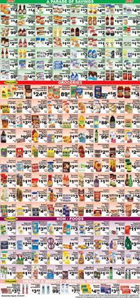 Shampoo deals in the Fine Fare weekly ad in New York
