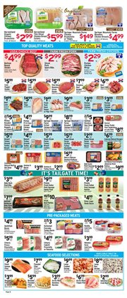 Mars deals in the Met Foodmarkets weekly ad in New York