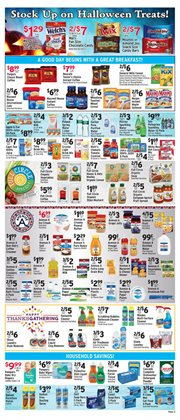 Ring deals in the Met Foodmarkets weekly ad in New York