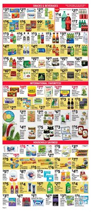 Tissues deals in the Met Foodmarkets weekly ad in New York
