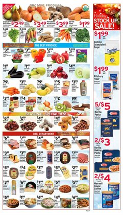 Barilla deals in the Met Foodmarkets weekly ad in Flushing NY