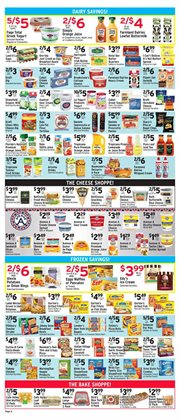 Pans deals in the Met Foodmarkets weekly ad in New York