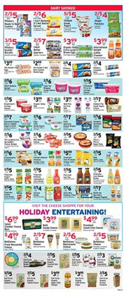 Pillsbury deals in the Met Foodmarkets weekly ad in New York