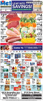 Met Foodmarkets catalogue ( 3 days left )
