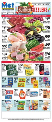 Grocery & Drug offers in the Met Foodmarkets catalogue in Stamford CT ( Published today )