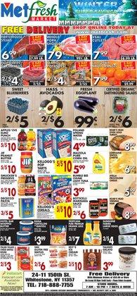 Eggs deals in Met Foodmarkets