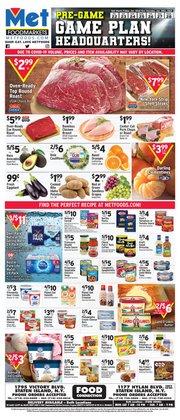New York deals in Met Foodmarkets