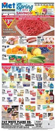 Met Foodmarkets catalogue ( Expired )