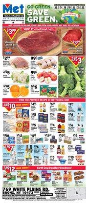 Met Foodmarkets catalogue ( 3 days left )