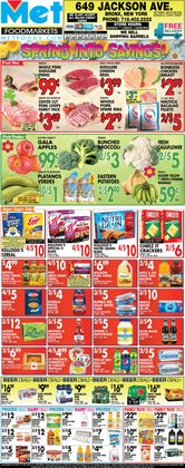 Met Foodmarkets catalogue ( 1 day ago )