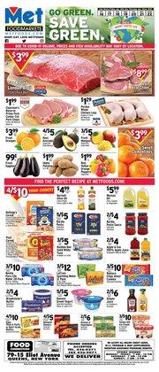 Met Foodmarkets catalogue ( Expires tomorrow )