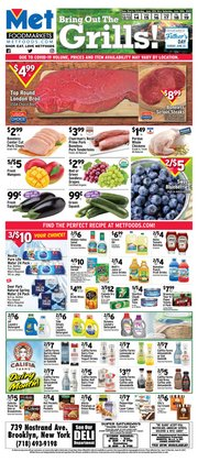 Grocery & Drug deals in the Met Foodmarkets catalog ( Published today)