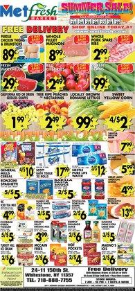 Grocery & Drug deals in the Met Foodmarkets catalog ( 2 days left)