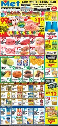 Met Foodmarkets deals in the Met Foodmarkets catalog ( 1 day ago)