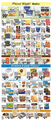 Fruit deals in the Met Foodmarkets weekly ad in New York