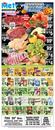 Met Foodmarkets deals in the Staten Island NY weekly ad