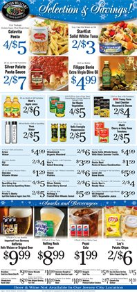 Sprite deals in the Morton Williams weekly ad in New York
