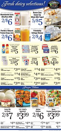 Yoplait deals in the Morton Williams weekly ad in New York