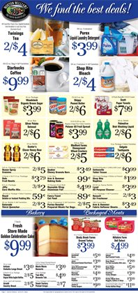 Crisps deals in the Morton Williams weekly ad in New York