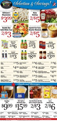 Oreo deals in the Morton Williams weekly ad in New York